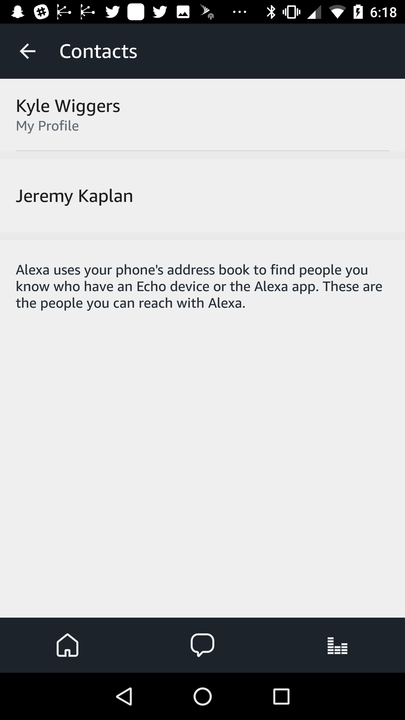 Here's how to set up Alexa Calling and Messaging