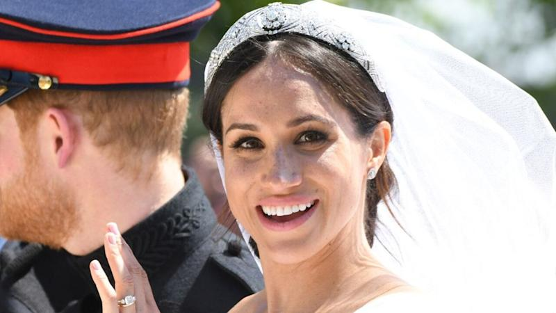 Meghan Markle's Makeup Artist Reveals She Is the 'Most Chill' & Used Pinterest for Wedding Makeup Inspiration