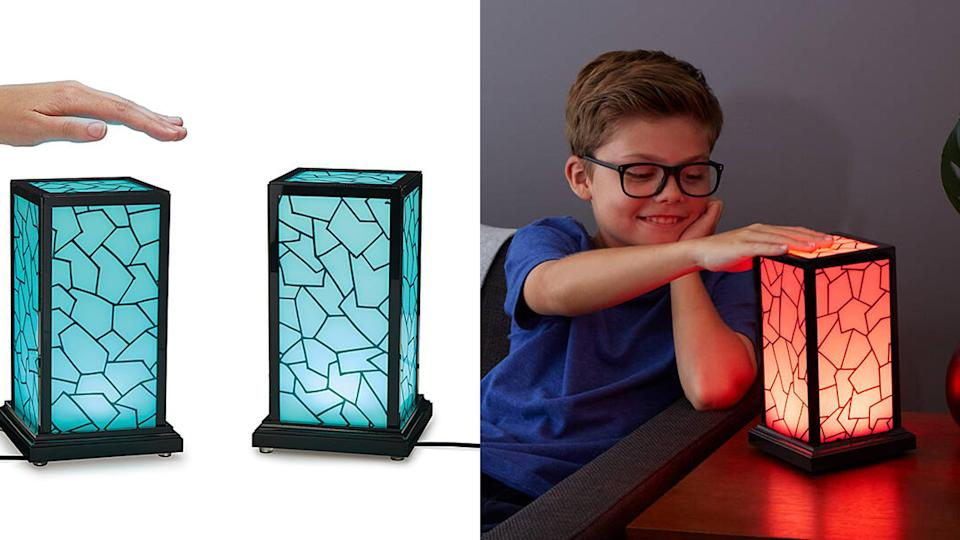 Best gifts for grandma: Long distance friendship lamps
