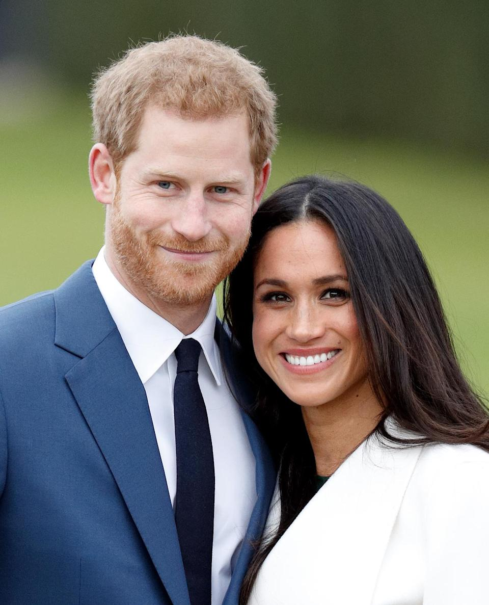 Morgan claims Meghan 'ditched him' when she began dating Harry [Photo: Getty]