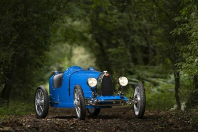 Bugatti Brings Back Its Iconic, Vintage Type 35 Racing Car: But There's a Catch