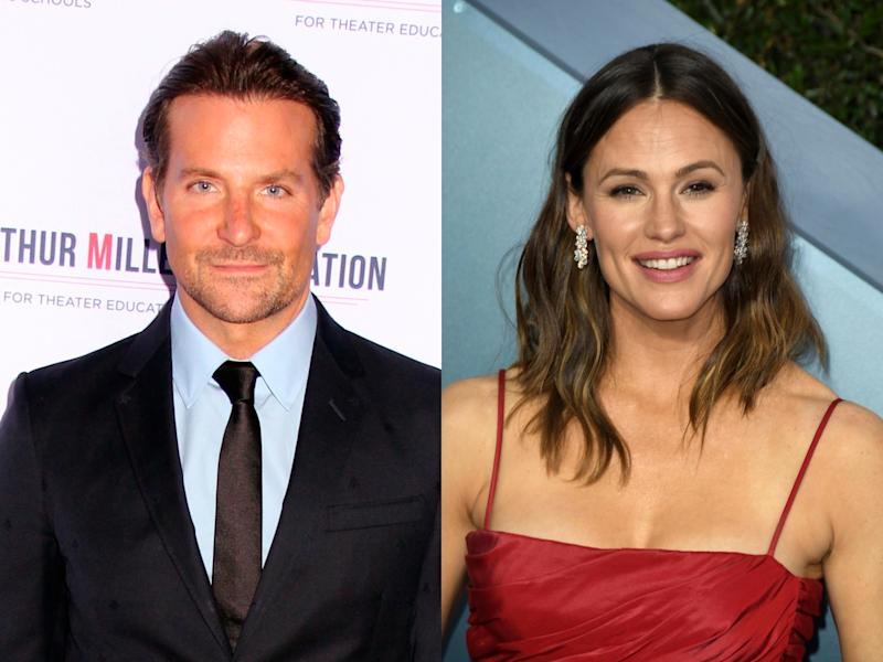 Are Bradley Cooper and Jennifer Garner dating? Heres the truth