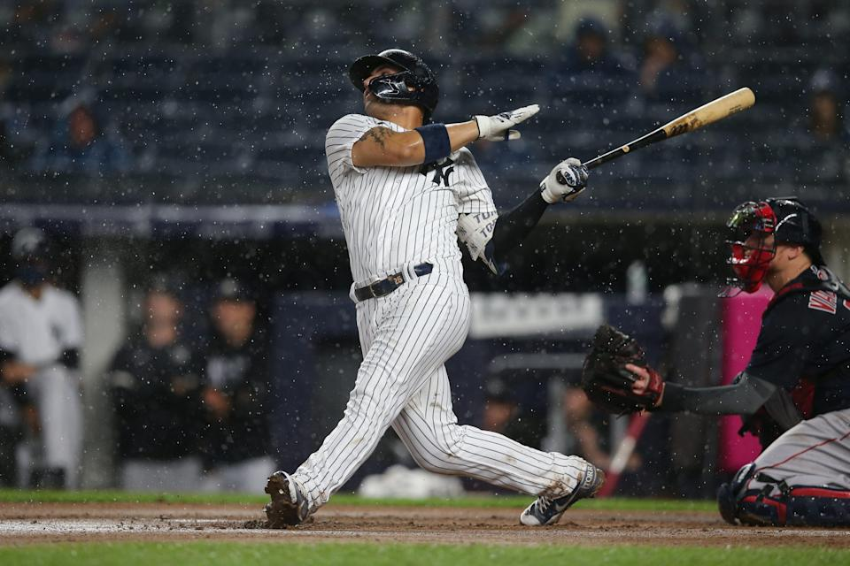 The Yankees landed Gleyber Torres from the Cubs for Aroldis Chapman at the 2016 deadline.