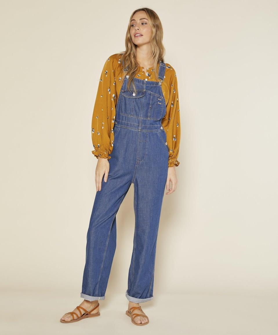 <p>These classic <span>Voyage Overalls</span> ($168) are perfect for grocery runs, friend hangouts and working from home. They have a great stretch and a polished look. </p>