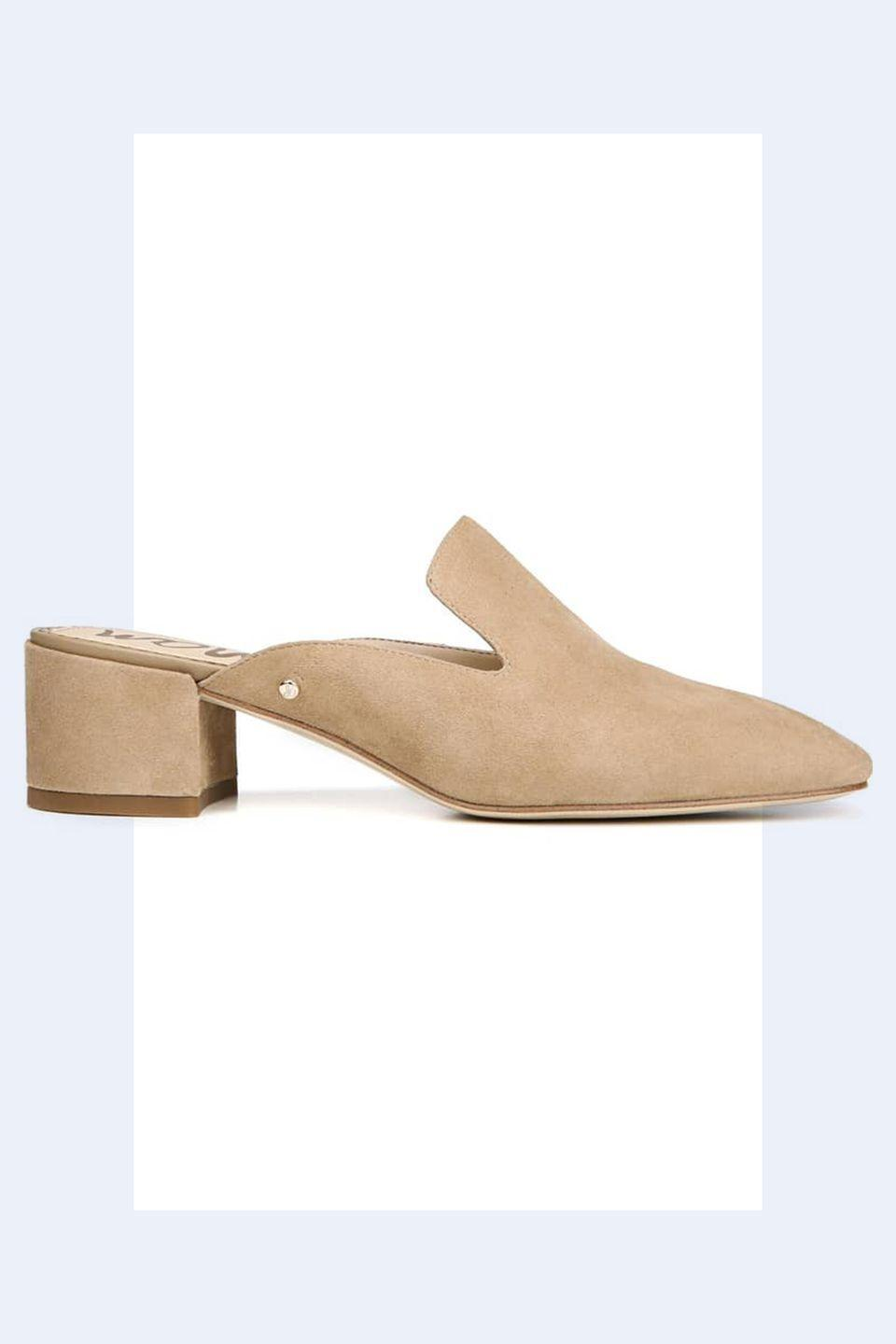 """<p><a rel=""""nofollow noopener"""" href=""""https://shop.nordstrom.com/s/sam-edelman-adair-loafer-mule-women/4931737?origin=keywordsearch-personalizedsort&breadcrumb=Home%2FAll%20Results&color=black%20leather"""" target=""""_blank"""" data-ylk=""""slk:SHOP NOW"""" class=""""link rapid-noclick-resp"""">SHOP NOW</a> <em>Sam Edelman Loafers, $71.98</em></p><p>""""Loafers are the perfect shoe to finish your look. They're so <strong>multi-purpose</strong> because you can wear them to run errands in then to meet friends for dinner."""" -<em><a rel=""""nofollow noopener"""" href=""""http://theonly.agency/negar-ali-kline"""" target=""""_blank"""" data-ylk=""""slk:Negar Ali Kline"""" class=""""link rapid-noclick-resp"""">Negar Ali Kline</a></em></p>"""