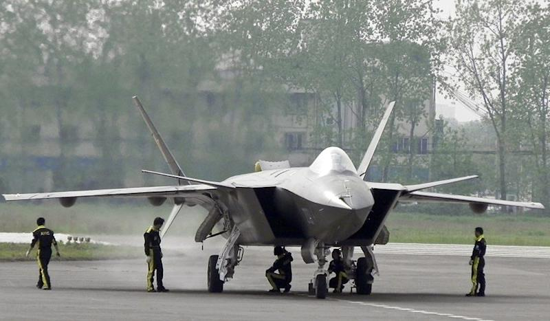 China 'nearing mass production' of J-20 stealth fighter after engine problems ironed out