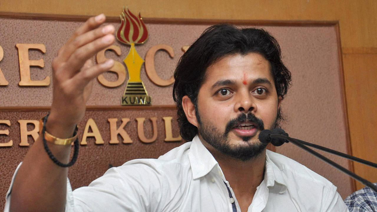 <p><strong>#8.</strong> S Sreesanth: Although a Kerala court lifted the life ban on this tainted but talented bowler for a while, there was no lasting legal respite for Sreesanth as he switched his focus to movies and TV shows. </p>