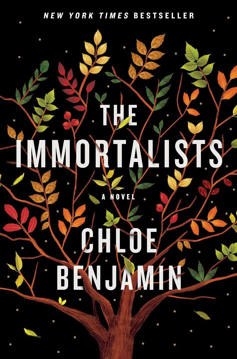 "<p>$16</p><p><a href=""https://www.amazon.com/Immortalists-Chloe-Benjamin/dp/0735213186"" rel=""nofollow noopener"" target=""_blank"" data-ylk=""slk:BUY NOW"" class=""link rapid-noclick-resp"">BUY NOW</a></p><p>This story follows four teen siblings - Varya, Daniel, Klara, and Simon Gold - who seek out a fortuneteller who tells each of them the day they will die. In the years that follow, the siblings grapple with the intersection between life and death, and find themselves questioning what to do with the time they have left. <br></p>"