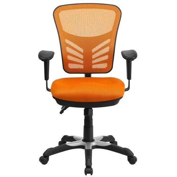 """<h2>Zipcode Design Billups Ergonomic Mesh Task Chair</h2><br><strong>Best For: Overall Support</strong><br>This brightly-hued office chair — with a breathable mesh fabric, adjustable heights, angles, swivels, and tilts, plus a curved back and contoured seat for ultimate lumbar support — says, """"ergonomic, but make it flashy!"""" (If you don't want to make it flashy, it comes in black, white, and gray options, too.)<br><br><strong>The Hype: </strong>4.6 out of 5 stars and 5,338 reviews on <a href=""""https://www.wayfair.com/furniture/pdp/zipcode-design-billups-ergonomic-mesh-task-chair-zpcd6914.html"""" rel=""""nofollow noopener"""" target=""""_blank"""" data-ylk=""""slk:Wayfair"""" class=""""link rapid-noclick-resp"""">Wayfair</a><br><br><strong>Comfy Butts Say:</strong> """"It was a bit of gambling to buy a chair online without trying and paying for international shipping. Luckily it's a bingo after a long searching! Very comfortable, the right size, curves, firmness, armrests, adjustments, great back support for me. Well manufactured without short cuts. Stylish, nice cheerful color, smart, and ergonomic construction. Happy with this purchase. Thank you. Pros: Durable finish, stylish design, easy assembly, great value especially when on sale, cheerful color. Cons: None.""""<br><br><strong>Zipcode Design</strong> Billups Ergonomic Mesh Task Chair, $, available at <a href=""""https://go.skimresources.com/?id=30283X879131&url=https%3A%2F%2Fwww.wayfair.com%2Ffurniture%2Fpdp%2Fzipcode-design-billups-ergonomic-mesh-task-chair-zpcd6914.html"""" rel=""""nofollow noopener"""" target=""""_blank"""" data-ylk=""""slk:Wayfair"""" class=""""link rapid-noclick-resp"""">Wayfair</a>"""