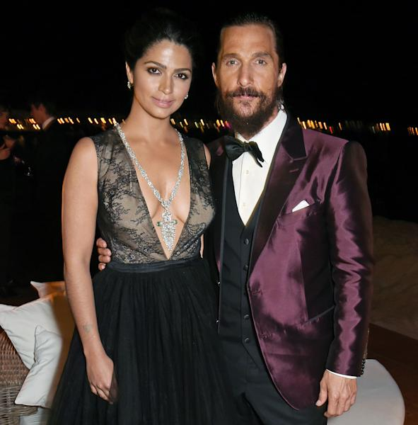Matthew McConaughey explained in a new interview that his family thought that his wife Camila Alves would say 'no' to his 2011 Christmas Day proposal — read more
