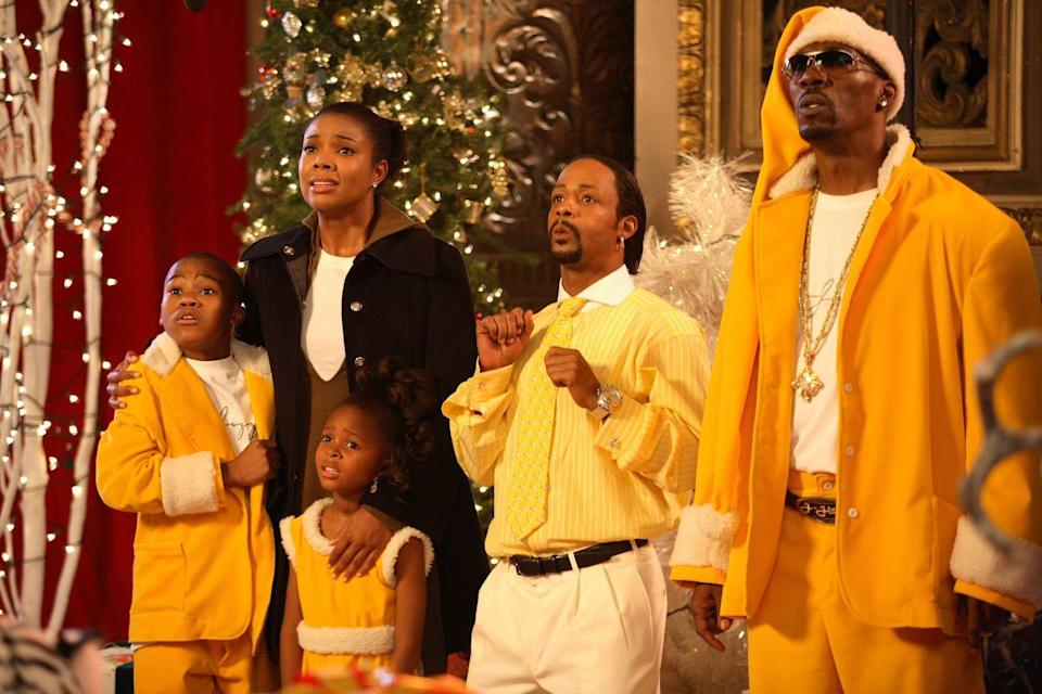 <p>It's not surprising if you don't remember <em>The Perfect Holiday</em> – a Christmas rom-com about a daughter who attempts to find a new husband for her divorced mother, played by Gabrielle Union. The film only raked in $5.8 million at the box office when it was released on December 12, 2007.</p>