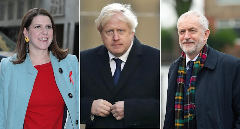 Each major party has been accused of using misleading claims during this election. (PA Images)