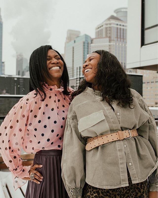 "<p>Watch this mom-and-daughter duo switch back and forth showing off outfits, proving style has no age limit.</p><p><a href=""https://www.instagram.com/p/B9zWFSaBfs3"" rel=""nofollow noopener"" target=""_blank"" data-ylk=""slk:See the original post on Instagram"" class=""link rapid-noclick-resp"">See the original post on Instagram</a></p>"