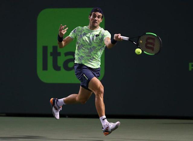 Guido Pella / Foto: Getty Images