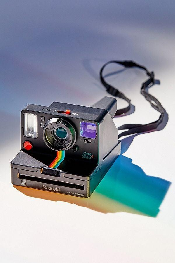 """<p>Get the best of both worlds with this <a href=""""https://www.popsugar.com/buy/Polaroid-Originals-OneStep-Plus-I-Type-Instant-Camera-364060?p_name=Polaroid%20Originals%20OneStep%20Plus%20I-Type%20Instant%20Camera&retailer=urbanoutfitters.com&pid=364060&price=140&evar1=geek%3Aus&evar9=36026397&evar98=https%3A%2F%2Fwww.popsugar.com%2Ftech%2Fphoto-gallery%2F36026397%2Fimage%2F45332640%2FPolaroid-Originals-OneStep-Plus-I-Type-Instant-Camera&list1=shopping%2Cgifts%2Cgift%20guide%2Cdigital%20life%2Ctech%20gifts%2Cgifts%20for%20women%2Cgifts%20for%20men&prop13=api&pdata=1"""" class=""""link rapid-noclick-resp"""" rel=""""nofollow noopener"""" target=""""_blank"""" data-ylk=""""slk:Polaroid Originals OneStep Plus I-Type Instant Camera"""">Polaroid Originals OneStep Plus I-Type Instant Camera</a> ($140). It's a film camera with Bluetooth capabilities and a corresponding app, so you can edit your film photos right on your phone. How cool is that?</p>"""