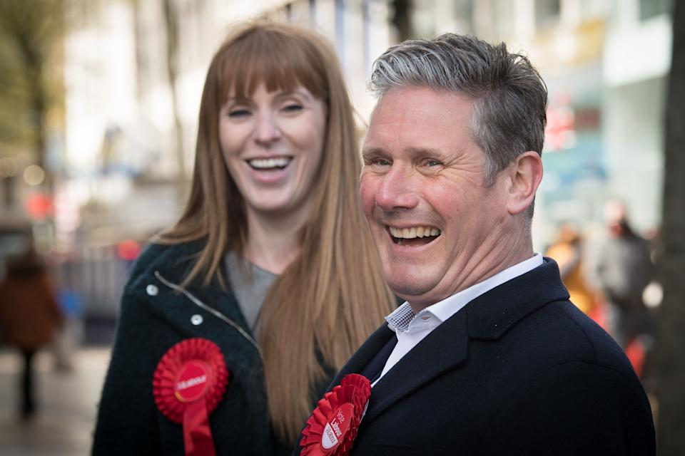 <strong>Angela Rayner and Keir Starmer</strong> (Photo: Pool via Getty Images)