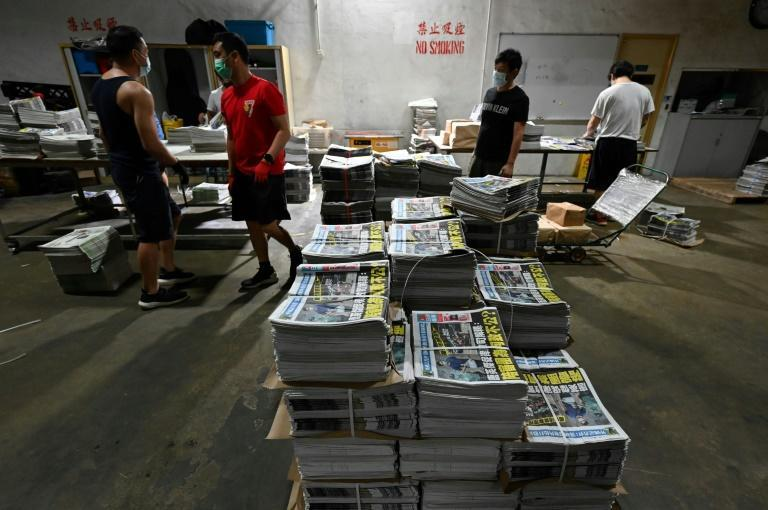 Beijing has made no secret of its desire to see Apple Daily tamed