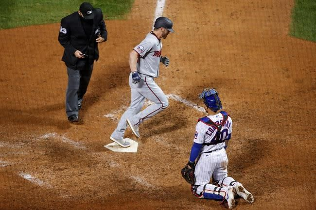 Twins shelve Donaldson for wild card series with calf injury