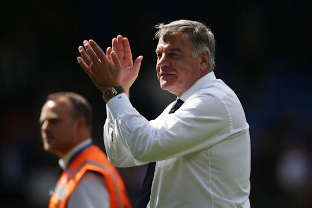Sam Allardyce is the man who has masterminded Crystal Palace's suvival
