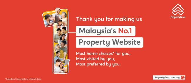 PropertyGuru is Now the No. 1 Property Website as it Continues to Help Malaysians Find the Right Home