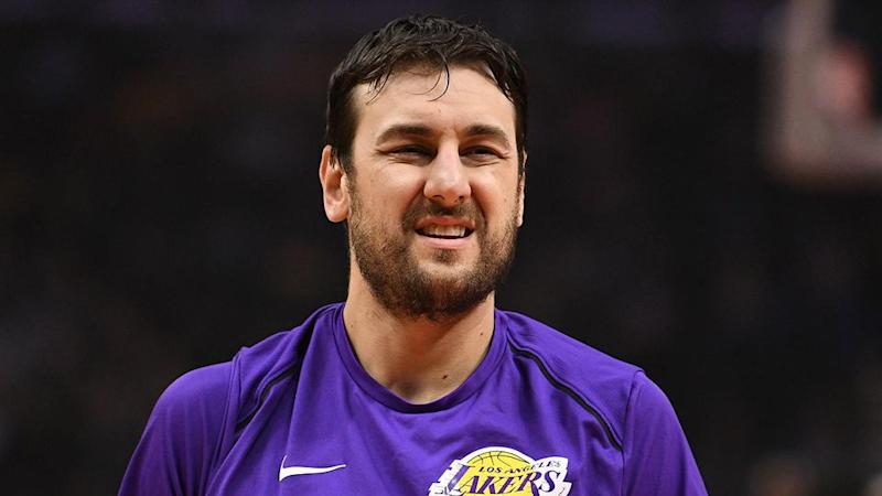 Bogut's signing is a massive coup for the NBL. Pic: Getty