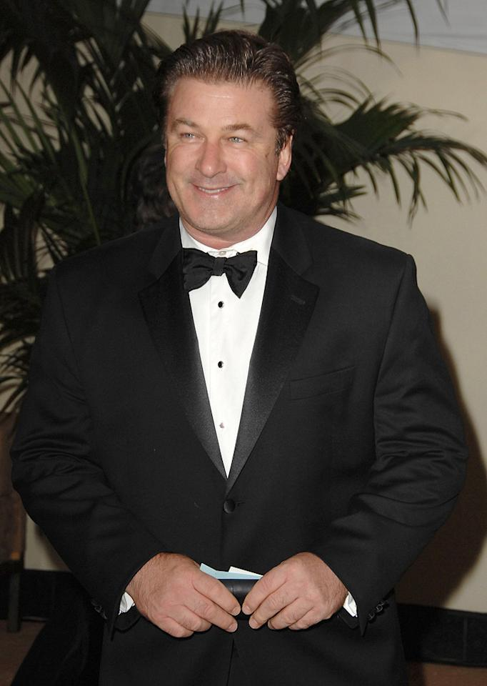 "<a href=""http://movies.yahoo.com/movie/contributor/1800019239"">Alec Baldwin</a> at the Academy of Motion Picture Arts and Sciences' Inaugural Governors Awards - 11/14/2009"