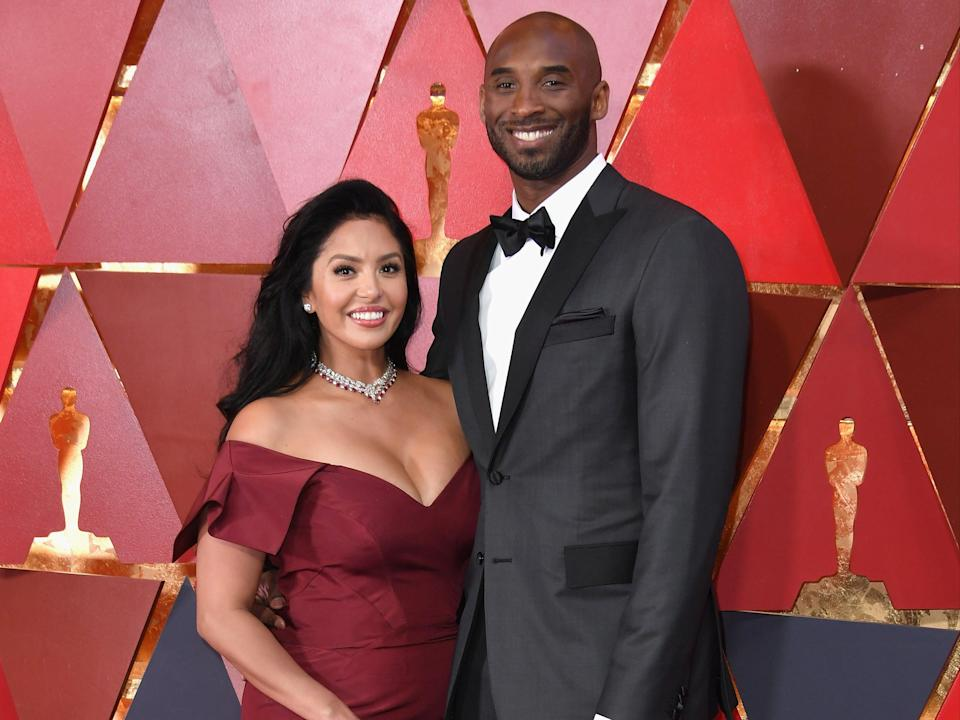 Vanessa Bryant opens up about 'unimaginable' pain of losing Kobe and Gianna  (Getty Images)