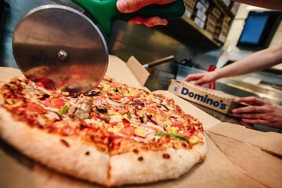 Domino's is looking to hire more people in the UK  (Domino's)