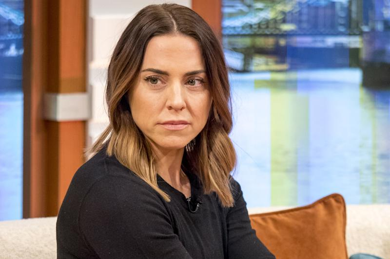Defending: Mel C on Good Morning Britain: Ken McKay/ITV/Rex