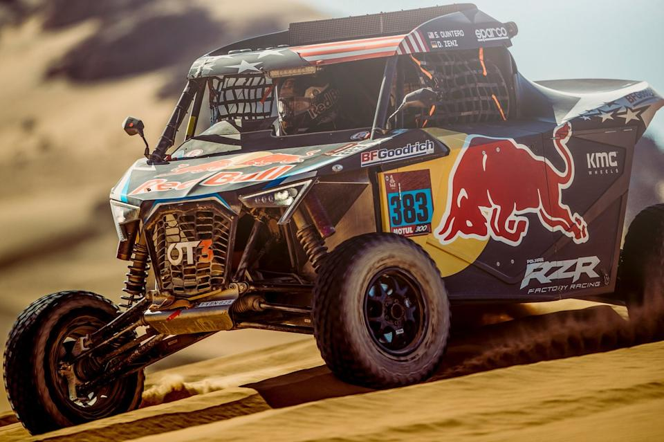 """#383 Red Bull Off-Road Team USA OT3: Seth Quintero, Dennis Zenz<span class=""""copyright"""">Red Bull Content Pool</span>"""