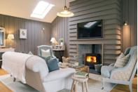 """<p>Leave the stresses of day-to-day life behind with a mini-break in one of the many beautiful barns at Retreat East. Stay in your very own countryside hideaway, complete with a kitchen and lounge area warmed by a cosy fire if you fancy a night in. Or if you're wanting to dine out, head to the Great Barn to feast on hearty meals made with the freshest ingredients paired with the perfect wine. Set in the beautiful Suffolk countryside, you'll feel a million miles away from the business of life. There's a spa and gym on site, so that all your relaxation and workout needs are taken care of. </p><p><a href=""""https://suffolk.farm/"""" rel=""""nofollow noopener"""" target=""""_blank"""" data-ylk=""""slk:Retreat East"""" class=""""link rapid-noclick-resp"""">Retreat East</a>, prices start from £220.50 per night</p>"""