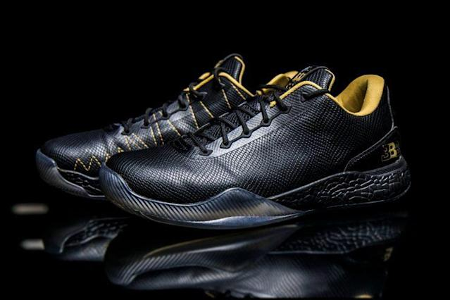 Do these shoes look like they're worth $495?(Big Baller Brand)