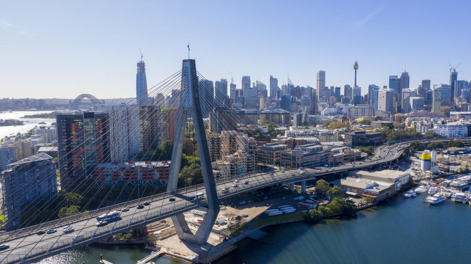 Greater Sydney will enter a two-week lockdown from Saturday at 6pm. Source: Getty