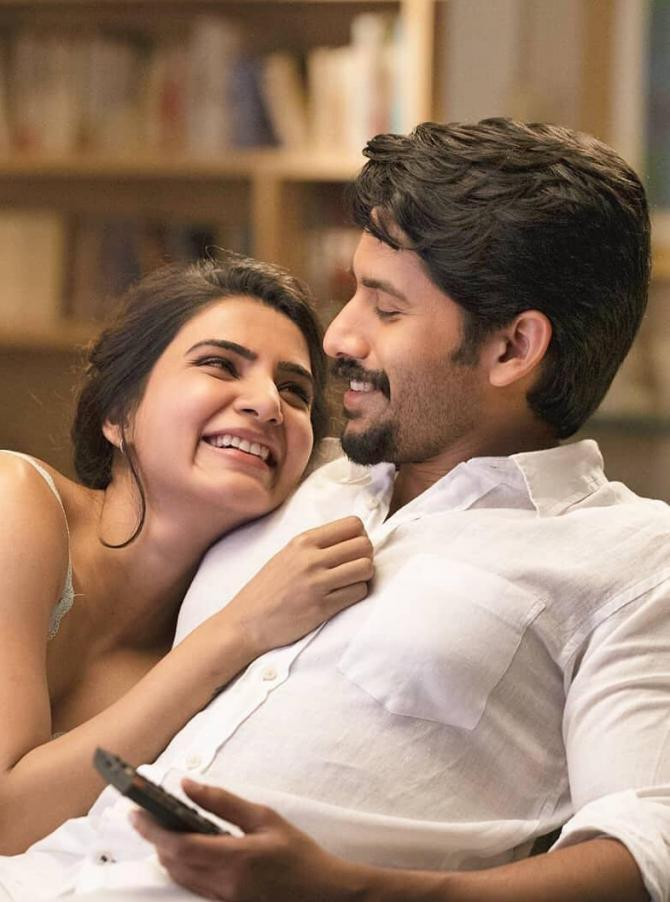 Samantha Ruth Prabhu First Wedding Anniversary Wish For Naga Chaitanya