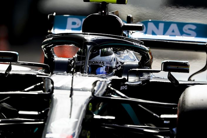 Bottas to stay with Mercedes for 2021