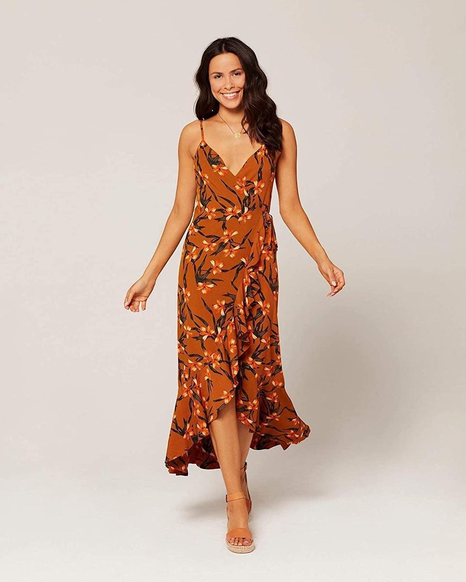 <p>This <span>LSpace Floral Wendy Dress</span> ($65) will make you confident on your way to beachside cocktails or to impress a first date.</p>