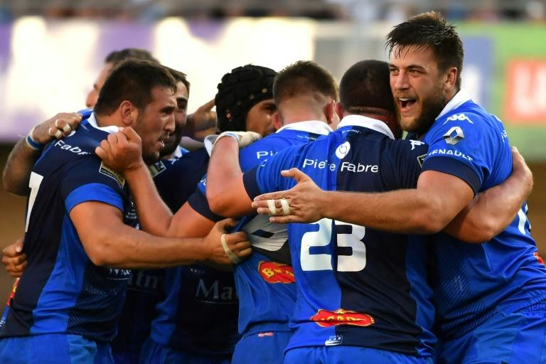 Castres enjoyed the winning feeling again at Montpellier on Sunday but are looking forward to playing a competitive game at home again for the first time in almost four months