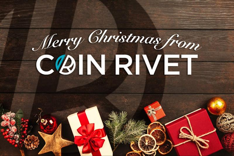 Merry Christmas from Coin Rivet!
