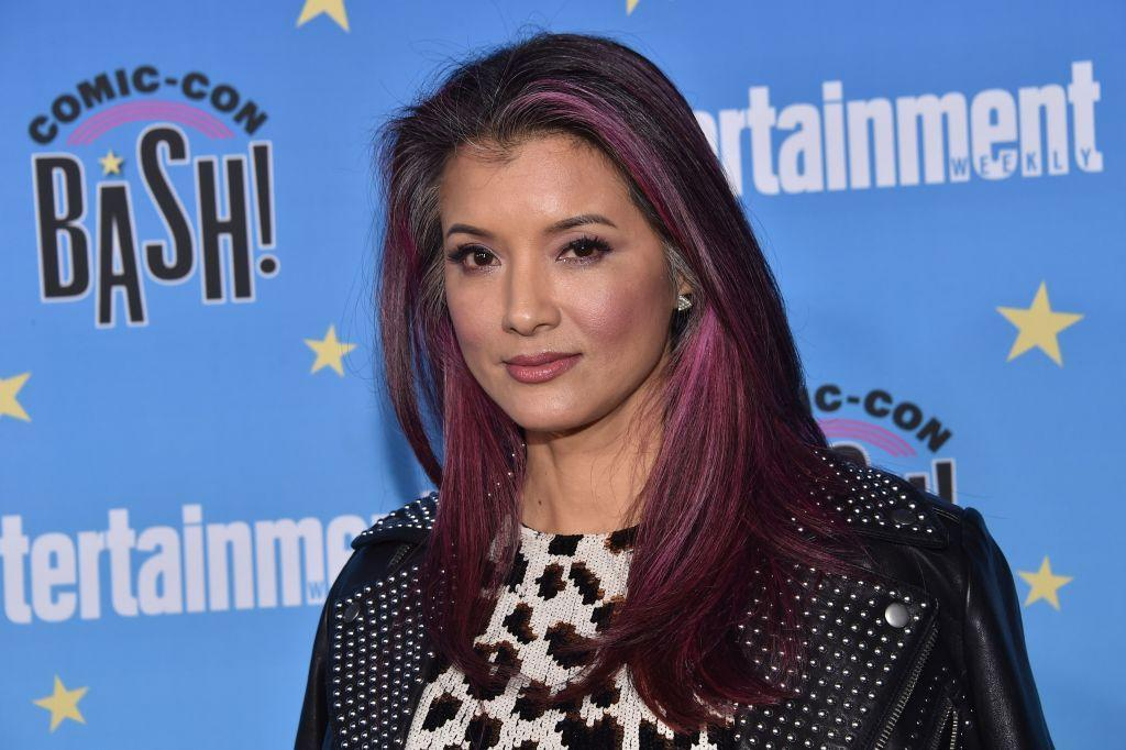 Kelly Hu explains why her next project is especially personal. (Photo: Chris Delmas/AFP via Getty Images)