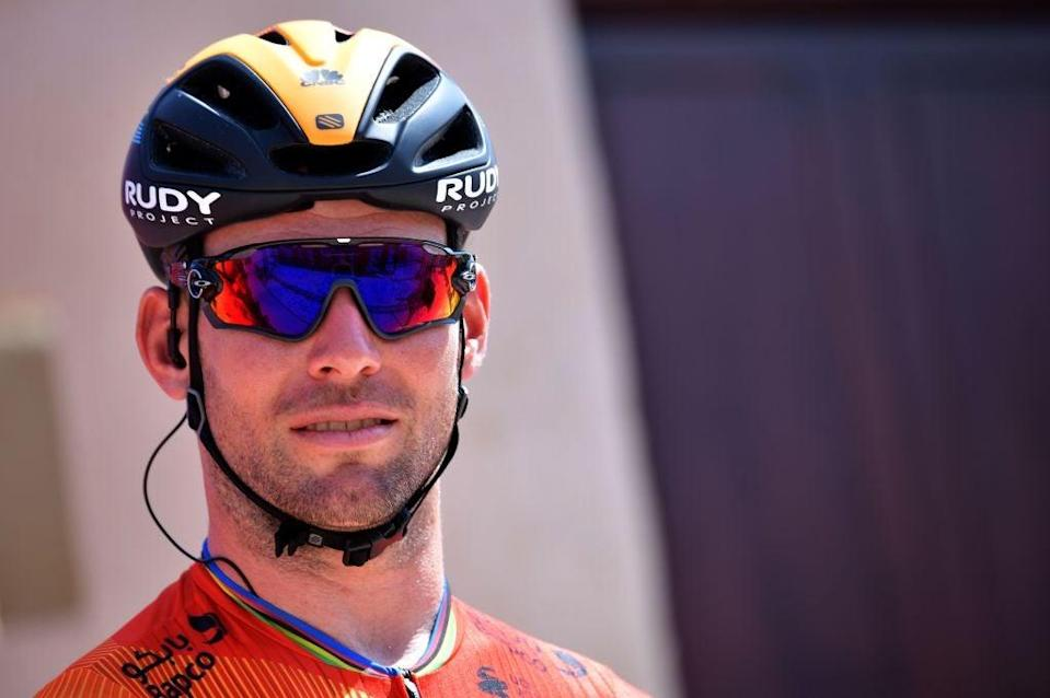 <p>Cavendish takes his third win in a row in Turkey</p> (AFP via Getty Images)