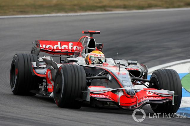 "2008: McLaren-Mercedes MP4-23 <span class=""copyright"">Sutton Motorsport Images</span>"