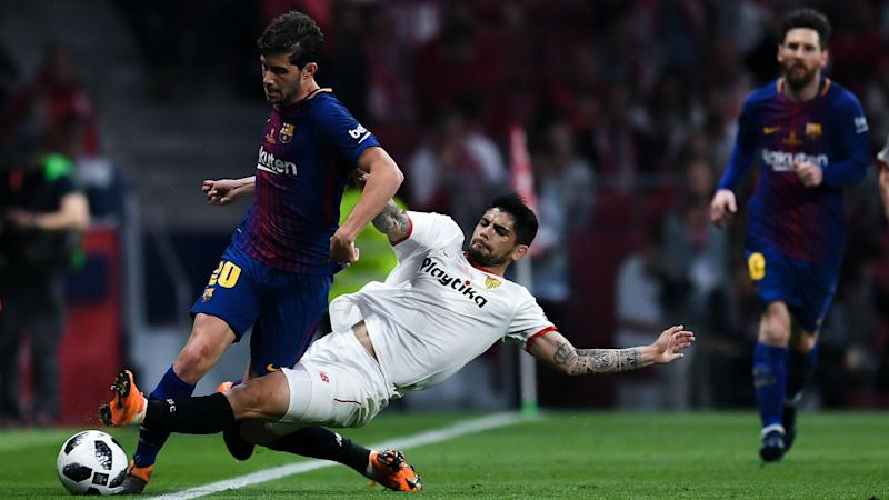 Supercopa de Espana to be one-legged game, 'probably in Tangier'