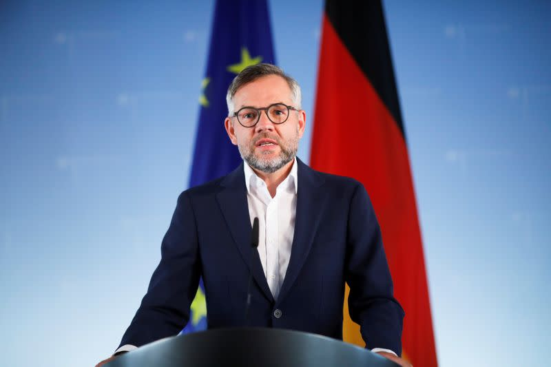 Germany tells Britain to 'stop the games', time running out for deal
