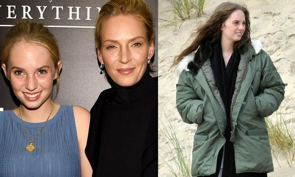 <p>Maya is the 19-year-old daughter of Uma Thurman and Ethan Hawke who will be making her screen debut in the BBC's adaptation of Louisa May Allcott's Little Women . The actress plays Jo March in the TV miniseries which is set to hit telly screens in January 2018. </p>