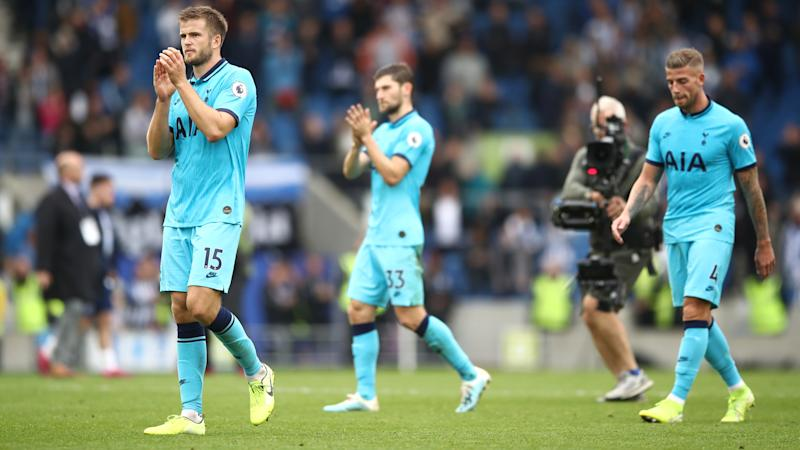 Tottenham are in 'crisis', says Dier