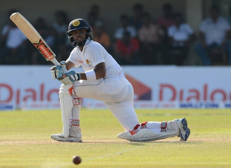 Sri Lanka's Kusal Mendis faced 294 balls and struck 19 fours and four sixes in his seven-and-a-half-hour stay on the crease