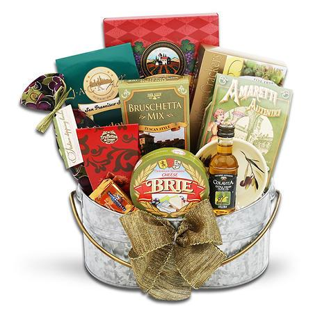 The Gifting Group Rustic Italian Holiday Gift Basket