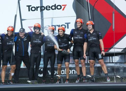 New Zealand book America's Cup rematch with USA