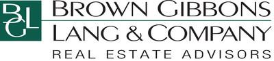 BGL Real Estate Advisors Logo (PRNewsfoto/Brown Gibbons Lang & Company)