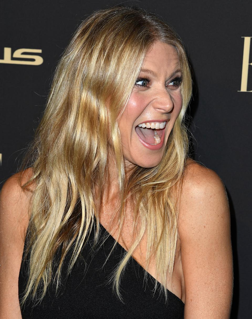 BEVERLY HILLS, CALIFORNIA - OCTOBER 14: Gwyneth Paltrow arrives at the 2019 ELLE Women In Hollywood at the Beverly Wilshire Four Seasons Hotel on October 14, 2019 in Beverly Hills, California. (Photo by Steve Granitz/WireImage)